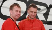 Toomas Annus (vas.) ja Marek Kiisa. Foto: Werner Siebert   - pics/2010/04/27987_1_t.jpg