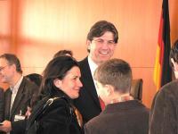 Dr. Wolfram Weimer (Cicero) Saksamaa liidupõhiseaduskohtus Karlsruhes peale otsuse väljakuulutamist, kus saksa kõrged juristid tugevdasid  informandikaitset.  Foto: A. Siebert - pics/2010/05/28189_2_t.jpg