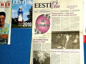 Osa Eesti Elu väljapanekust.  Foto: A. Raudkivi - pics/2010/05/28301_1_t.jpg