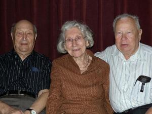 Vas.: Paul Rabisson, Irene  Loosberg ja Ülo Sipsaka.  Foto: Ylo Mark Saar - pics/2010/08/29326_1_t.jpg