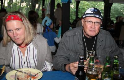 Lektor ja huviringi juhendaja Maarja Undusk Eestist ja Jaanus Tamm. - pics/2010/08/29455_23_t.jpg
