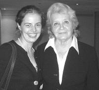 Kahe Elini rõõmus kohtumine - Marley (vasakul) ja Toona. Foto: E. Purje     - pics/2010/10/29800_1_t.jpg