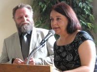 Mart ja Külli Salumäe esinemas. Foto: E. Purje   - pics/2010/10/29801_2_t.jpg