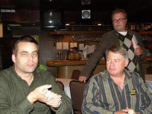Simon Wookey, Erik Hess, Marcus Kolga      Photo: Adu Raudkivi     - pics/2010/10/30039_1_t.jpg
