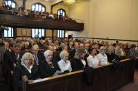 Kiriku 100.a. juubeli jumalateenistusel.  - pics/2010/11/30345_1_t.jpg
