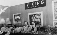 Eestlaste rakenduskunstiäri  Torontos, 1022 Bloor St. W, fotol omanik Alide Siidra. Foto: J. Säägi   - pics/2010/11/30420_1_t.jpg