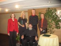 Vas. Piret Noorhani, Killi Mirka, Riho Maimets, Valve Jaamul, ees Eerik Purje. Foto: E. Oja - pics/2011/01/31096_1_t.jpg