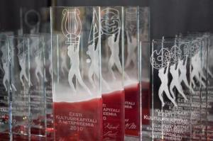 Sellised näevad välja Kultuurkapitali aastaauhinnad. - pics/2011/02/31244_5_t.jpg