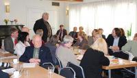 Laas Leivat, Eesti aukonsul Kanadas oli pettunud Kanada eestlaste kesisest osavõtust Eesti riigikogu valmistel Fotod Kristel Sarrik ja Madis Laas - pics/2011/04/32080_4_t.jpg