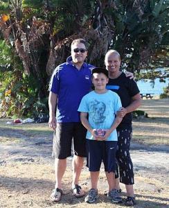 Paul, Imbi ja Kristjan, Foto: erakogu  - pics/2011/05/32228_2_t.jpg