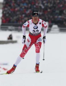 Len Väljas eelmisel hooajal Oslo MM- il sprindi kvalifikatsioonis. Foto: Cross Country Canada/Nordic Focus - pics/2011/06/32525_1_t.jpg