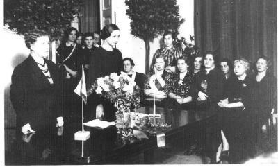 1936 – Seltsi 25. aastapäev Tartus Vanemuises.        - pics/2011/08/33147_1_t.jpg