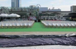 Südalinnas katusekino ootab õhtut. - pics/2011/09/33357_4_t.jpg
