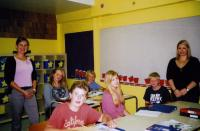 Keskkooli eesti keele algajate (esto1) klass, neid juhendavad Marielle Voksepp ja Eliis Voksepp.      - pics/2011/09/33510_1_t.jpg