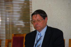 Jüri Trei, seekord Peterburi eesti lehe esindaja. - pics/2011/09/33609_6_t.jpg