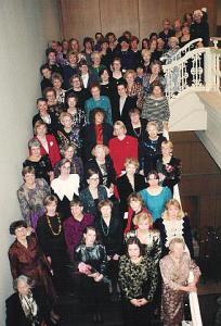 1991 – Seltsi liikmed, kes võtsid osa 80. juubelist King Edward Hotellis Torontos.  - pics/2011/10/33669_1_t.jpg