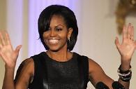 Michelle Obama: Põhja-Ameerika õhuruumi kaitsestaap jälgib üle Eesti lendavat jõuluvana AFP/Scanpix - pics/2011/12/34483_1.jpg