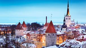 Tallinn's beautiful Old Town hides a history rich in betrayal and subterfuge. (Matt Munro) - pics/2012/01/34606_001.jpg