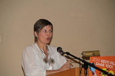 EstDocs festivali direktor Ellen Valter - pics/2012/04/36143_003_t.jpg