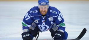 Leo Komarov ei taha oma särginumbrist suurt numbrit teha. Foto: Scanpix - pics/2012/09/37526_001_t.jpg