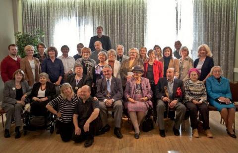EKKT liikmed näituse avamisel 29. septembril. Foto: Kerly Ilves - pics/2012/10/37570_002_t.jpg