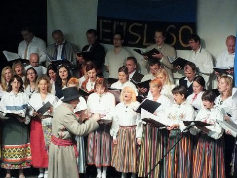 Euroopa Eestlaste Koor dirigent Kalev Lindal - pics/2012/10/37717_006_t.jpg