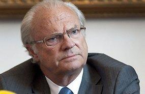 Carl XVI Gustaf FOTO: AFP/SCANPIX - pics/2013/02/38702_001.jpg