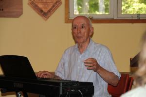 Dzässipianist Armas Maiste rääkis improvisatisoonist muusikas. - pics/2013/08/40136_001_t.jpg