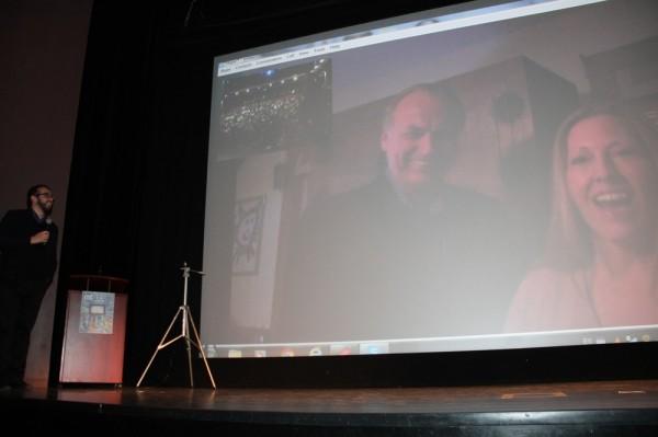 James ja Maureen Tusty'ga vestleb Skype'i vahendusel moderaator Marek Tamm - pics/2013/10/40523_015_t.jpg