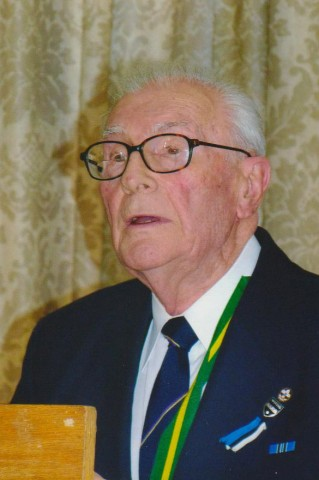 Egbert Runge, one of the inspirational leaders in the Estonian Scouts movement - pics/2014/02/41568_004_t.jpg