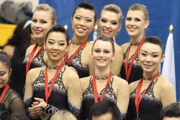 Rhythmic Expressions (Canada), winners of first Four Continents Championships in AGG - pics/2014/05/42103_001_t.jpg
