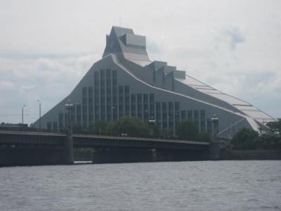 Läti uus Rahvusraamatukogu Daugava kaldal - pics/2014/06/42526_001_t.jpg