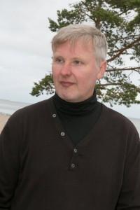 Teisipäeval avati Saaremaal Mändjalas esimene üleilmne eestlaste kokkutulek ESTOP. Professor Martin Ehala Foto: Irina Mäg - pics/2014/07/42572_001_t.jpg
