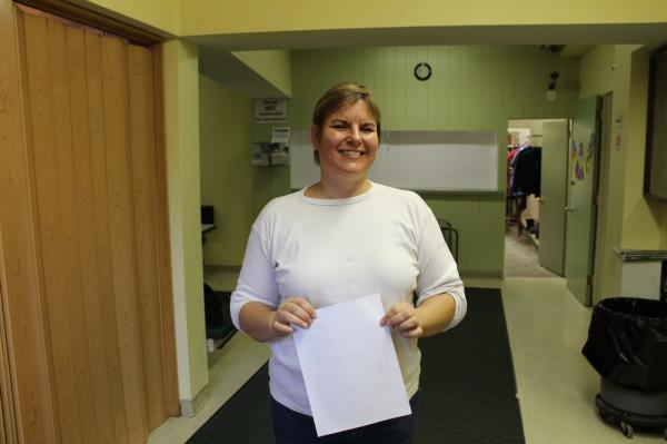 Lasteaia juhataja Liisa Novek. Foto: Martin Kiik - pics/2014/09/43109_005_t.jpg