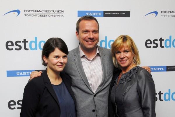 Heilika Pikkov, Brett Hendrie, Madeline Ziniak - pics/2014/10/43366_150_t.jpg