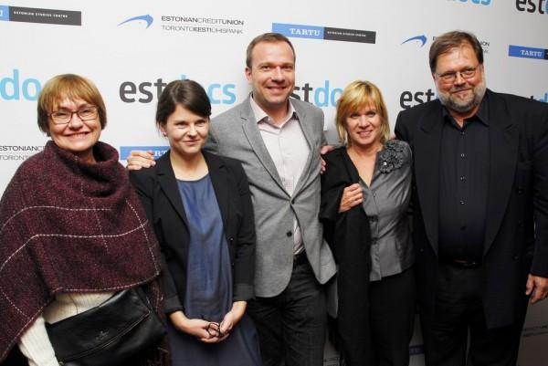 Tiina Soomet, Heilika Pikkov, Brett Hendrie, Madeline Ziniak, Jaak Järve - pics/2014/10/43366_152_t.jpg