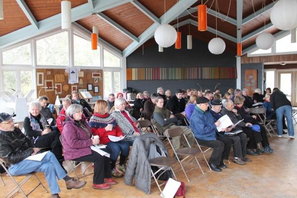 Vaade Seedrioru aasta peakoosoleku osavõtjatele. Koosolek toimus Seedrioru peamajas, 16. novembril 2014. Foto Martin Kiik. - pics/2014/11/43576_001_t.jpg