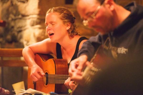 Ingel Undusk and Olavi Kelle in MÜ 2014. Photo: Elias Gates-Kass - pics/2014/11/43689_001_t.jpg