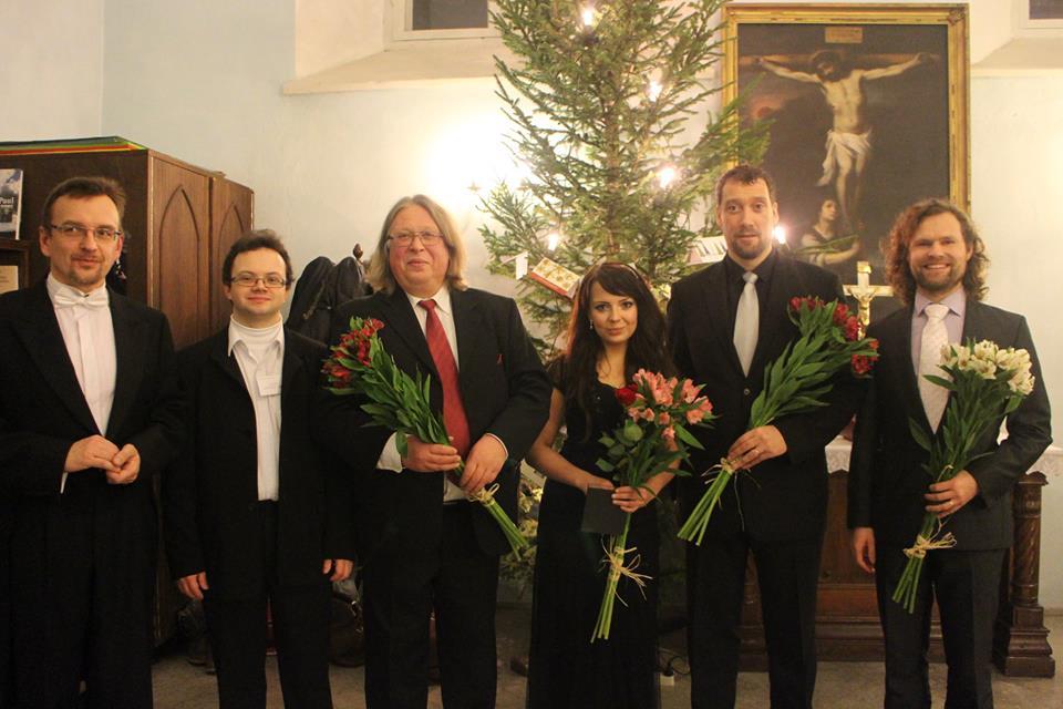 Toomas Vavilov, Denis Kasparovitch, Andres Uibo, Mari-Liis Uibo, Ain Anger ja Endrik Üksvärav. - pics/2015/01/44002_001.jpg