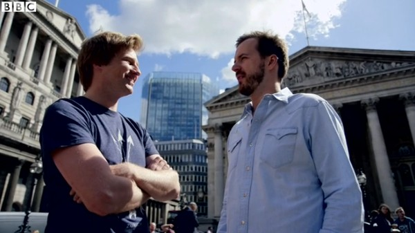 """Whenever you move money around the world, banks take a cut, it's a big cut and it's unfair,"" says Kristo Kaarmann, co-founder of Transferwise. - pics/2015/10/45969_001.jpg"