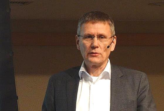 Kommunikatsioonikeskuse asedirektor kolonel Aivar Jaeski. Foto: EE - pics/2015/11/46370_001.jpg