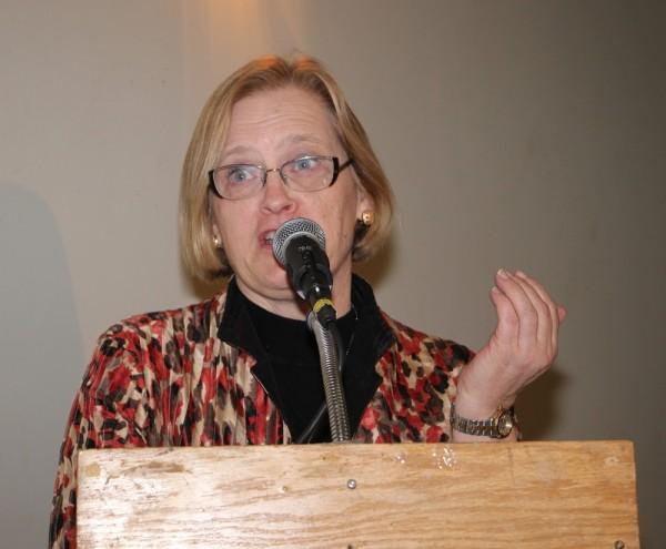 Revisjonikomisjoni juht Lea Kõiv. Foto: Lillian Lennox - pics/2016/04/47368_017_t.jpg