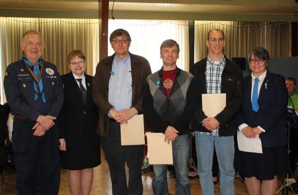 skm. Jaan Saun, gdr. Ingrid Kütt. MArt Pikkov, Tauno Mölder. Pierre Perron, ngdr. Silvi Verder. Foto: Talvi Parming - pics/2016/04/47477_047_t.jpg