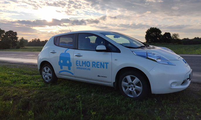 36827f48336 FOTO: ELMO Rent Sarnaselt muule Euroopale on ka Eestis hakatud aina enam  mõtlema igapäevaste tegevuste juures keskkonnasõbralikkusele ning loobuma  ...