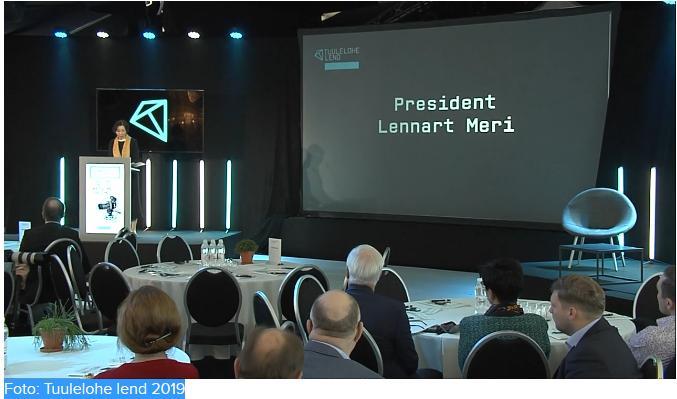 Kõne Tuulelohe lennult: mida ütleks Lennart Meri tänase Eesti kohta? ERR