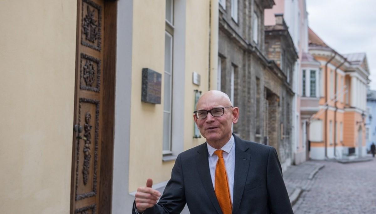 Indrek Teder: Martin Helme järgis Brüsselis meie põhiseadust. Stabiilsusmehhanismi küsimus tuleb panna rahvahääletusele  Eesti Päevalehest