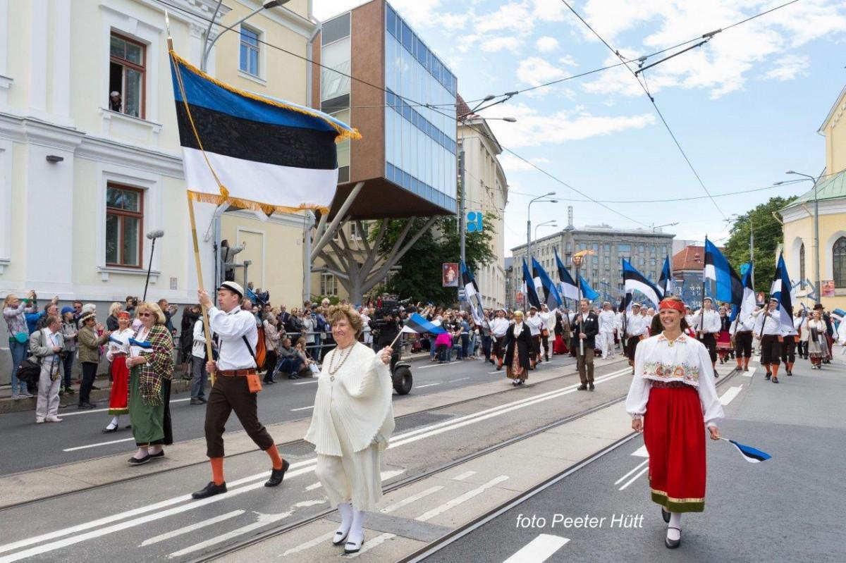 Eesti Lipu Selts tänab