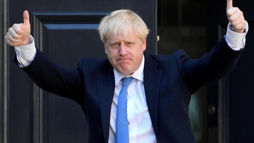 Mart Helme õnnitles Boris Johnsonit Briti konservatiivide juhiks ja peaministriks saamise puhul Uued Uudised