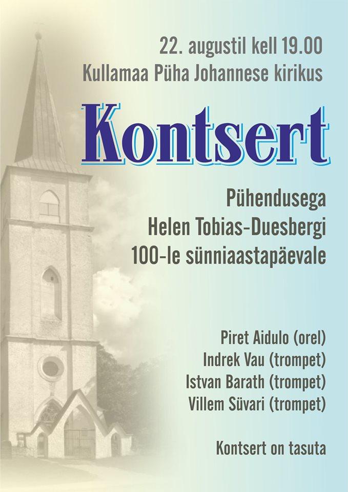Helen Tobias - Duesberg 100