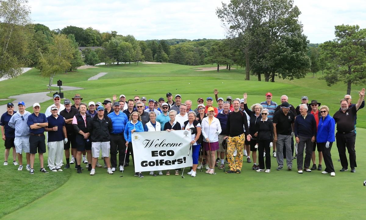 Report on the 23rd EGO GOLF TOURNAMENT